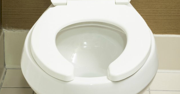 Why Are Public Toilet Seats U-Shaped?