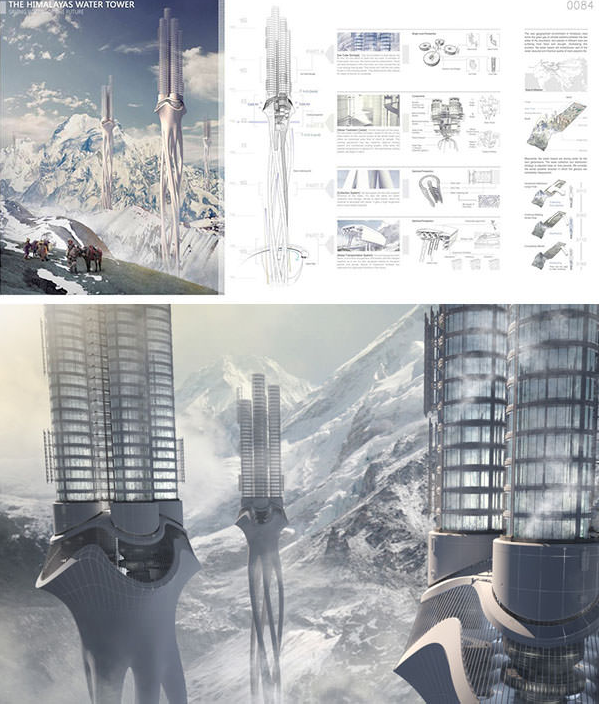 20 Stunning Futuristic Skyscraper Concepts You Must See Hongkiat