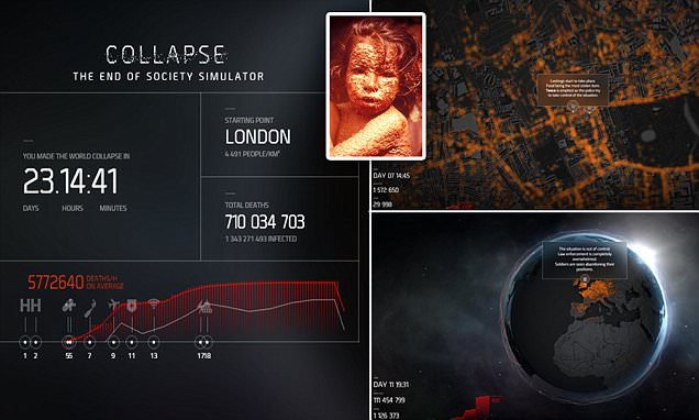 Terrifying Simulator Demonstrates How You Could Cause The End Of The World