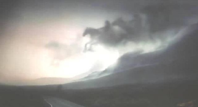The Four Horsemen Appear in the Sky Over Malaysia