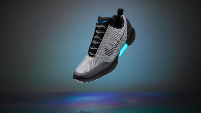 Nike Finally Launches Shoes With 'Back to the Future' Self Lacing Tech