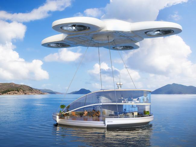 Experts predicted what the world will look like in 2116 - Casas en el mar ...