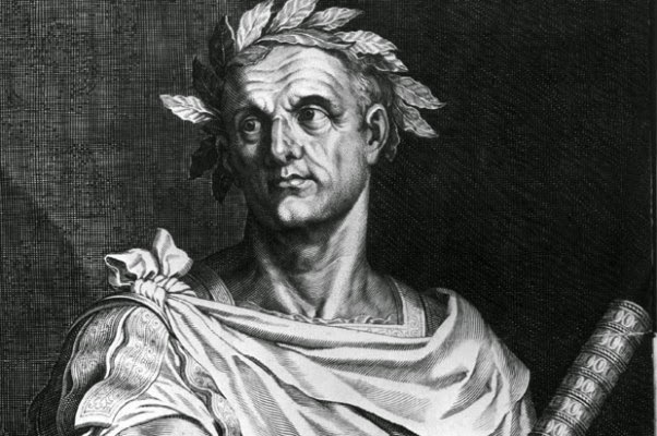 The 10 Most Famous People Of The Last 6,000 Years - Julius Caesar