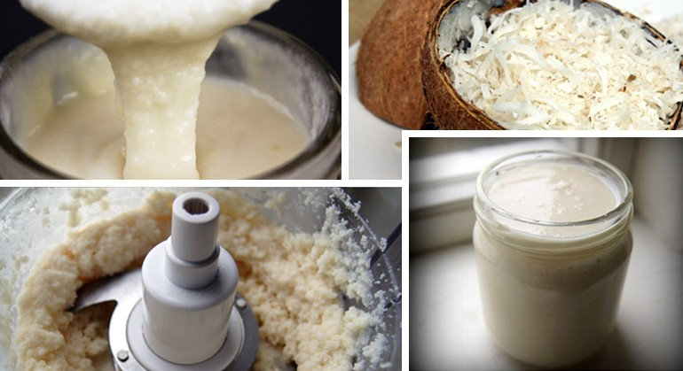Coconut Butter Contains MORE Magnesium, Iron and Potassium Than Coconut Oil