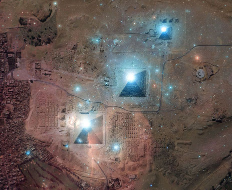 Planet X and the Pyramid, Time Of Disclosure