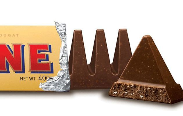 Apparently You've Been Eating Toblerone Wrong Your Whole Life