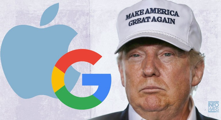 TECH AND GOVERNMENT ELITE MEET, PLOT TO TAKE DOWN TRUMP