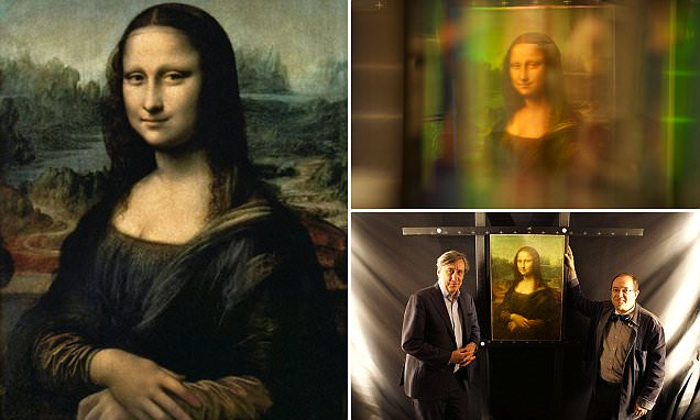 1503-1506 --- Mona Lisa by Leonardo da Vinci --- Image by © The Gallery Collection/Corbis