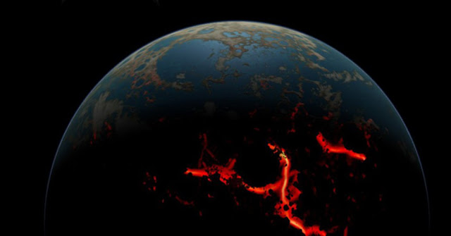 Dramatic Increase In Volcanic Eruptions Around the World and Nobody Knows Why