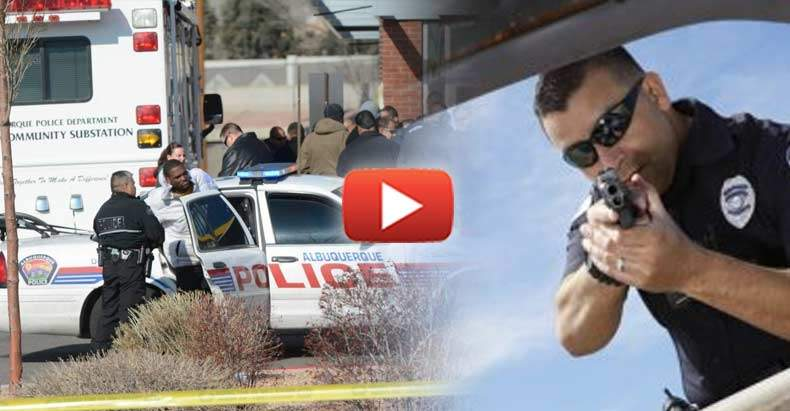 Albuquerque-Cop-Guns-Down-Fellow-Officer-Purposely-Attempting-to-Kill-Him-Still-on-the-Job