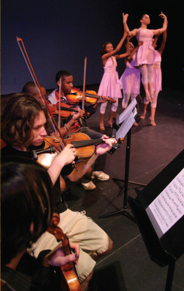 The Arts and Achievement in At-Risk Youth: Findings from Four Lo