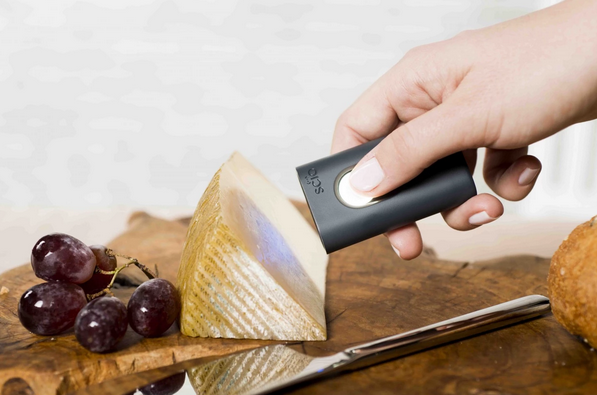 Food Scanner Can Tell You What Your Food is Made of Without Labels