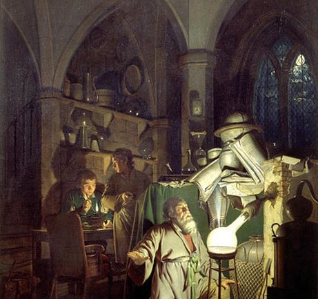 Making A Magical Substance For Health And Wealth – Discovery Of Alchemy Transcripts By Isaac Newton