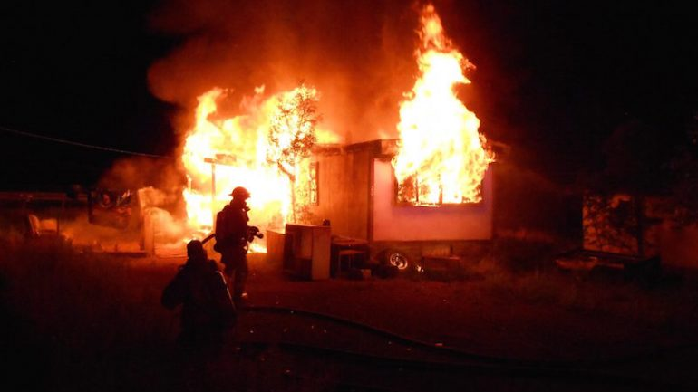 Modest Hero – A Blind Man Saves His Blind Neighbour From a Blazing House Fire