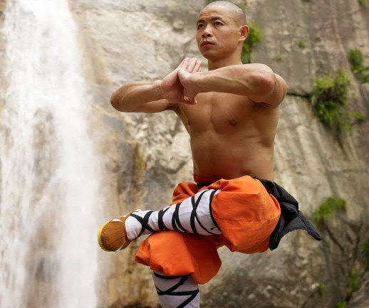 10 Tips From A Shaolin Monk On How To Stay Young Forever