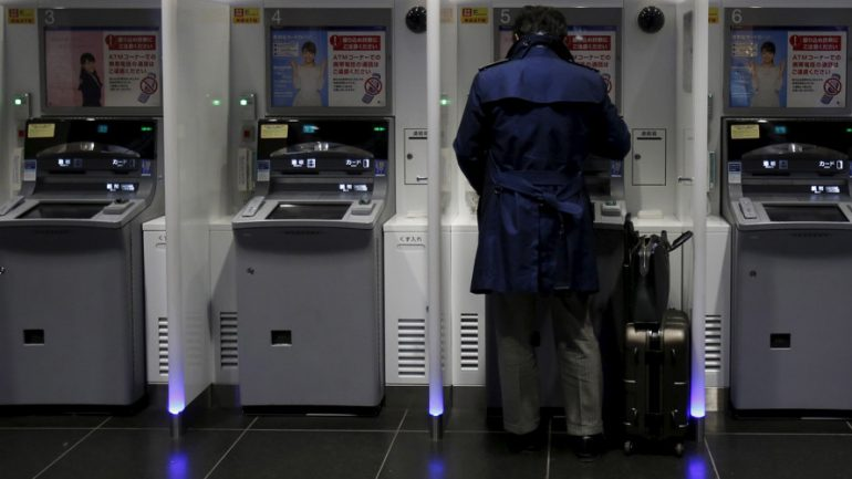Thieves Steal $13 Million From Japanese ATMs in Just 3 Hours