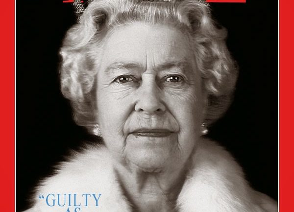 Queen Elizabeth Found Guilty in Missing Children Case — Whistle Blowers Incarcerated