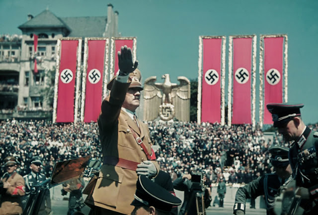 Hitler Was Financed by The Federal Reserve & Bank of England