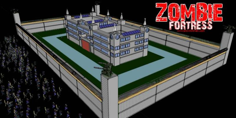 Zombie-Fortress