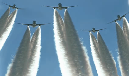 Australia To Forcibly Vaccinate Citizens Via Chemtrails