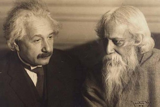 When Einstein Met Rabindranath Tagore… Conversation On THE MOST Important Questions Of Human Existence