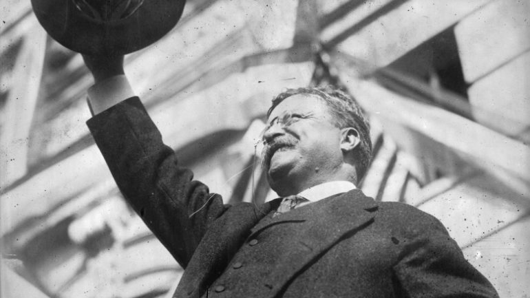 Why Teddy Roosevelt Was One Of America's Coolest Presidents