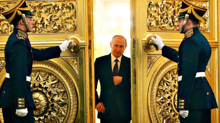 World Gets Behind Putin's Vow To Destroy New World Order
