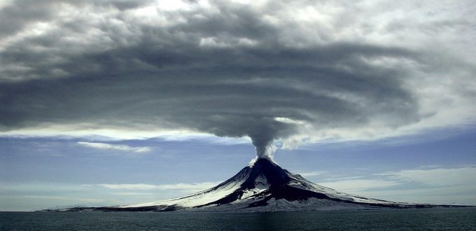 There Are 40 Volcanic Eruptions Happening Right Now as Earth Makes Major Shift