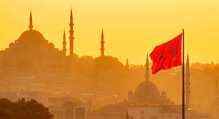 TURKEY TO REPLACE UK IN EU?