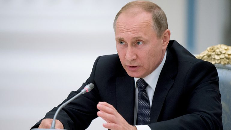 Putin on Brexit: No One Wants to Support Weak Economies