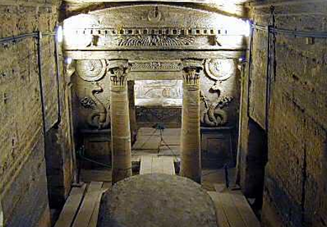ARCHAEOLOGIST COULD HAVE DISCOVERED THE TOMB OF ALEXANDER THE GREAT