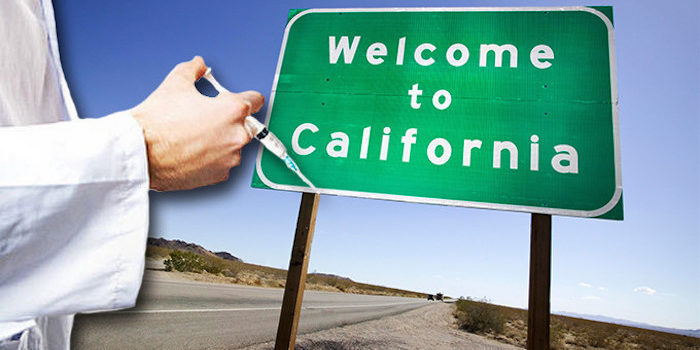 California Passes Mandatory Vaccinations Bill For All Adults