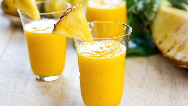 Pineapple Juice is 500% More Effective Than Cough Syrup