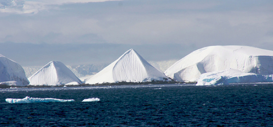 Shocking Discovery Antarctica Pyramid Exposed