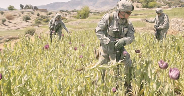 The War In Afghanistan is a Good Thing – If You're A Heroin Dealer