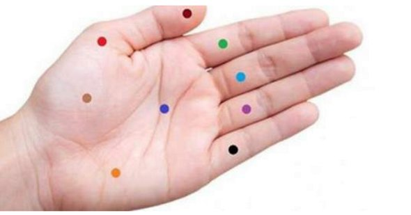 See What Happens To Your When Your Press On These Points On Your Palms