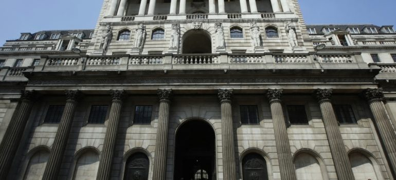 Bank of England Secretly Controls World's Money Supply