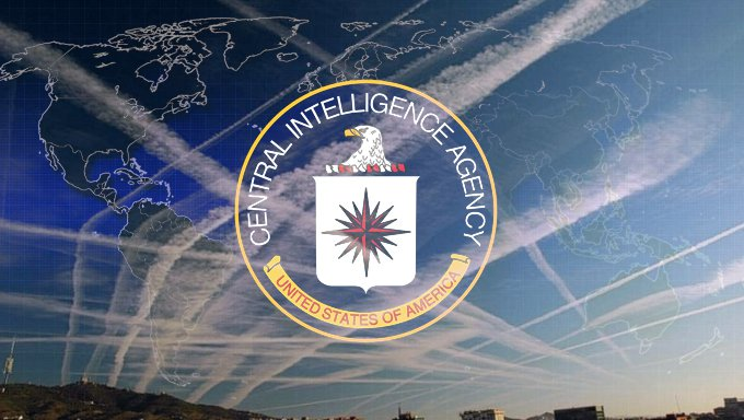 CIA DIRECTOR STATES HIS SUPPORT FOR GEOENGINEERING & SPRAYING PARTICLES INTO THE ATMOSPHERE