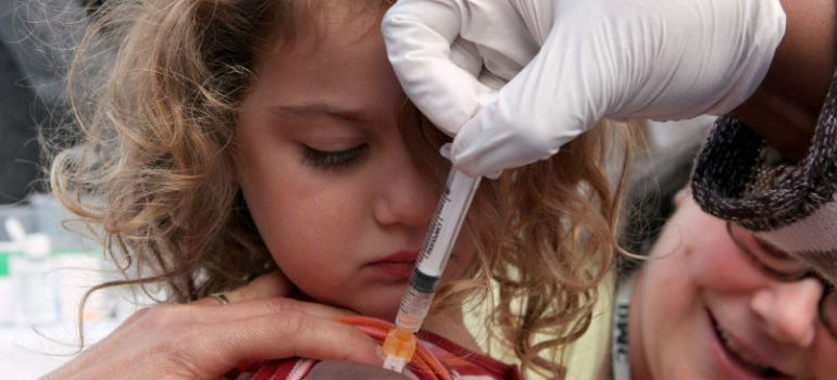 California Parents Suing Over State's Mandatory Vaccine Law