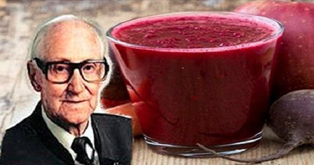 Cancer Cells Die In 42 Days This Famous Austrian's Juice Cured Over 45k People From Cancer
