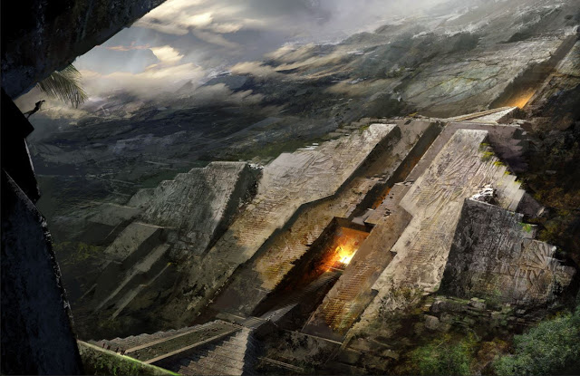Anunnaki Structures Before The Flood: The 200,000 Year Old Ancient City in Africa