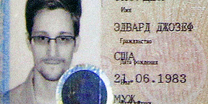 Edward Snowden Is A Russian Agent