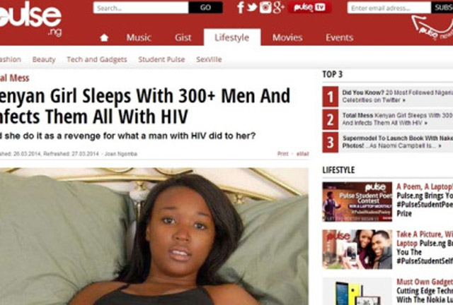 Teen Girl Infects 324 Men With HIV On Purpose