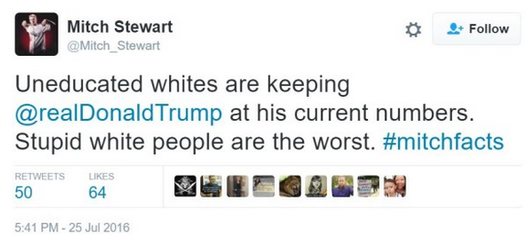 Hillary Strategist Blames  Stupid White People  For Popularity of Trump » Alex Jones  Infowars  There s a war on for your mind