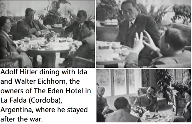 Hitler in Argentina - The Eden Hotel