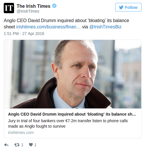 Ireland Begins Arresting Top Bankers Responsible For 2008 Crash Your News Wire