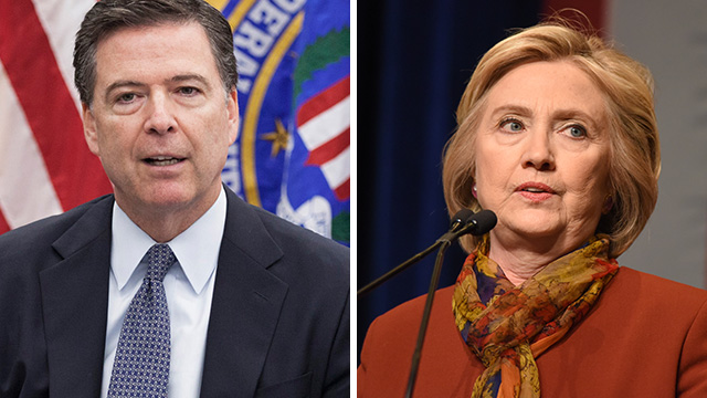 FBI's James Comey Declares The Rule of Law Has Just Been Abandoned in America