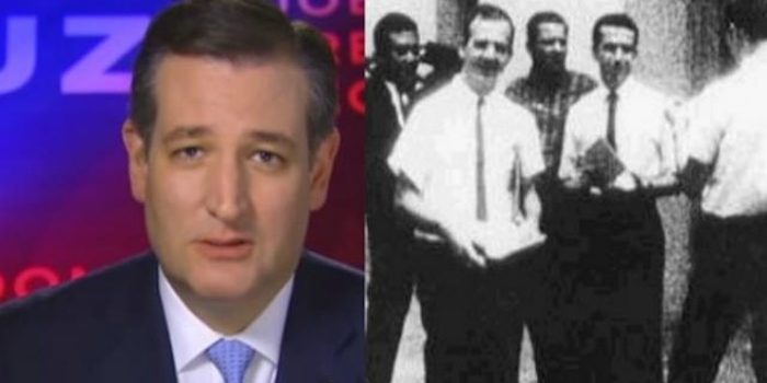 Wikileaks: Ted Cruz's Fathers Link To JFK Assassination Confirmed