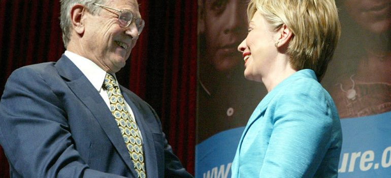George Soros Gives Hillary $25 Million To Guarantee White House Win