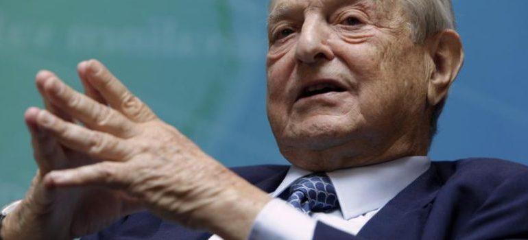 George Soros Plans New World Order EU Superstate Coup